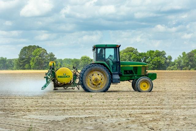 Maszyny w rolnictwie